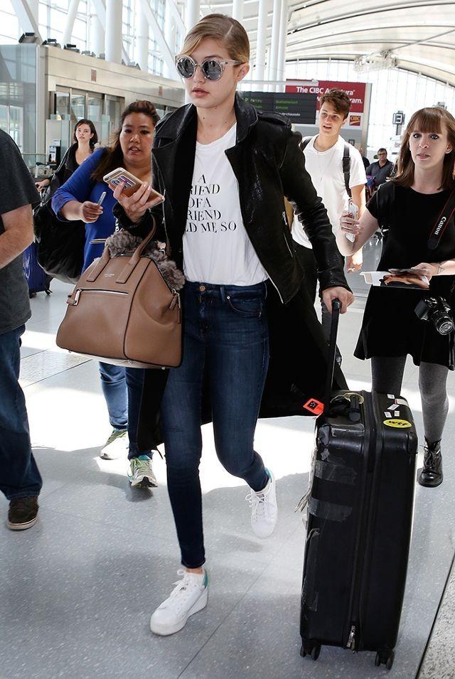 с чем носить узкие женские джинсы — скинни фото
