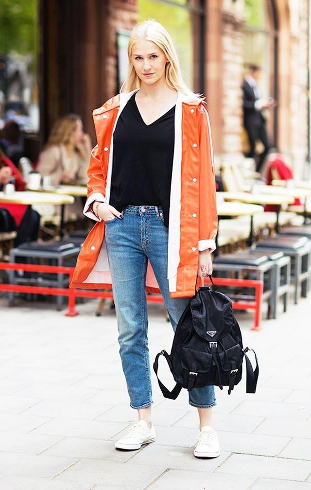 Классические стильные джинсы женские фото