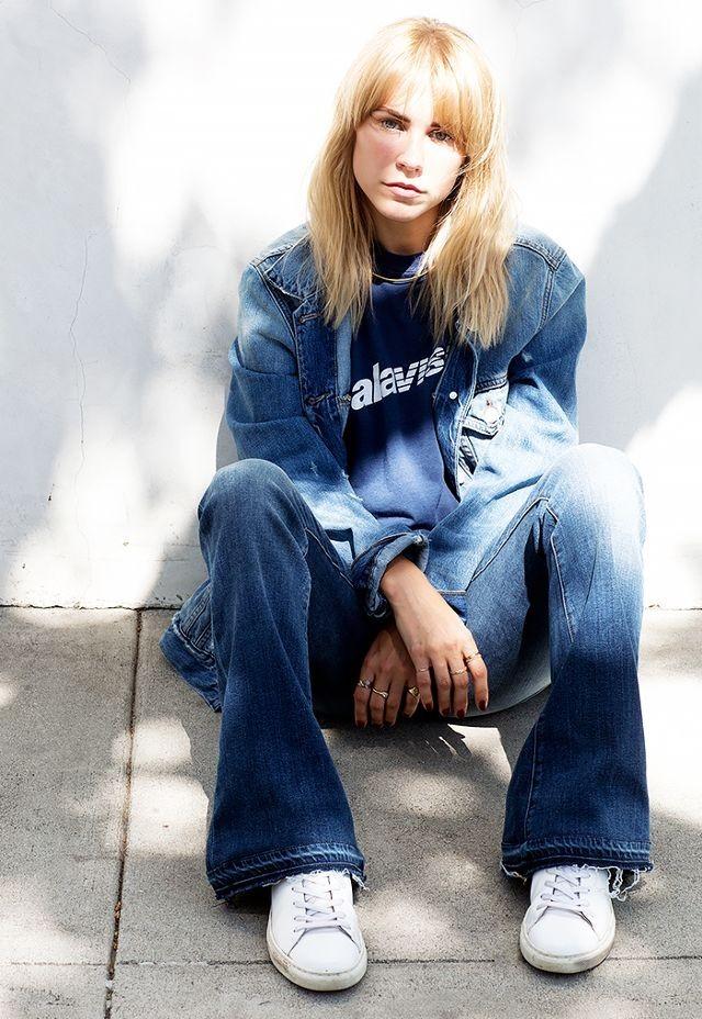 С чем носить джинсы 2019-2020 женские