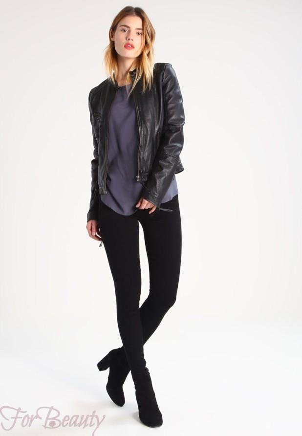 Модные джинсы скинни 2018 женские