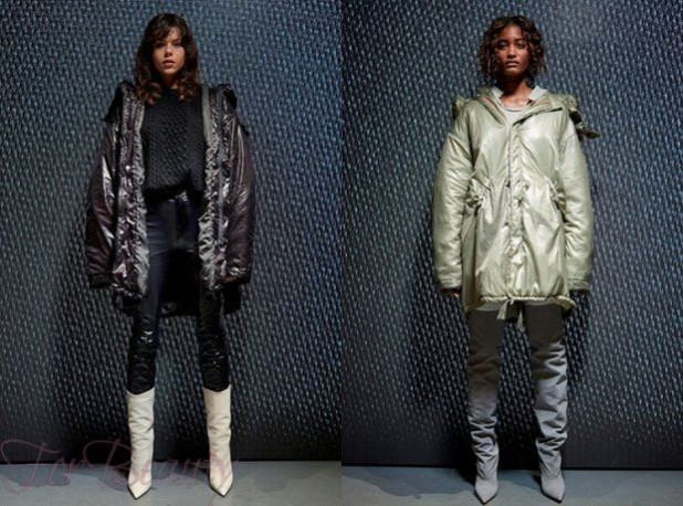 куртки пуховики осень зима 2018 2019