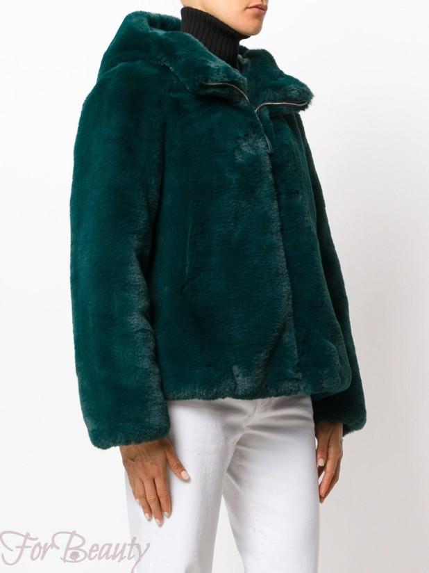 Модные женские куртки с капюшоном осень зима 2018 2019 фото