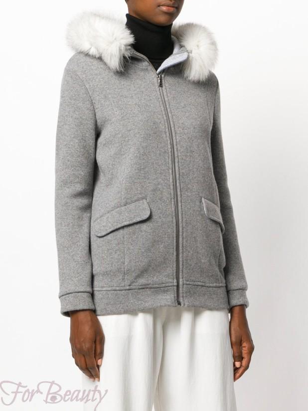 женские куртки с капюшоном осень зима 2018 2019