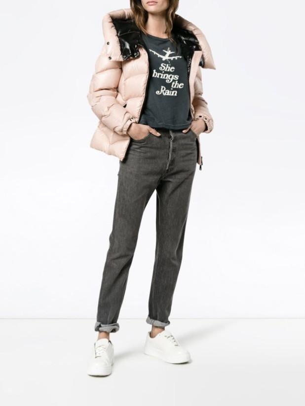 Модные женские стеганые куртки с капюшоном осень-зима 2018 2019