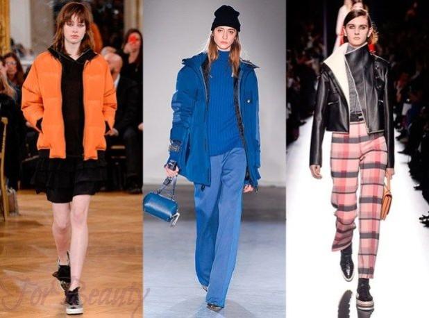 Модные женские куртки осень 2018 2019 фото