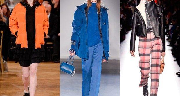 Модные женские куртки осень-зима 2019-2020