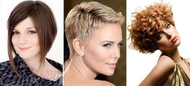 Модные стрижки 2018 2019 на короткие волосы для женщин за 30
