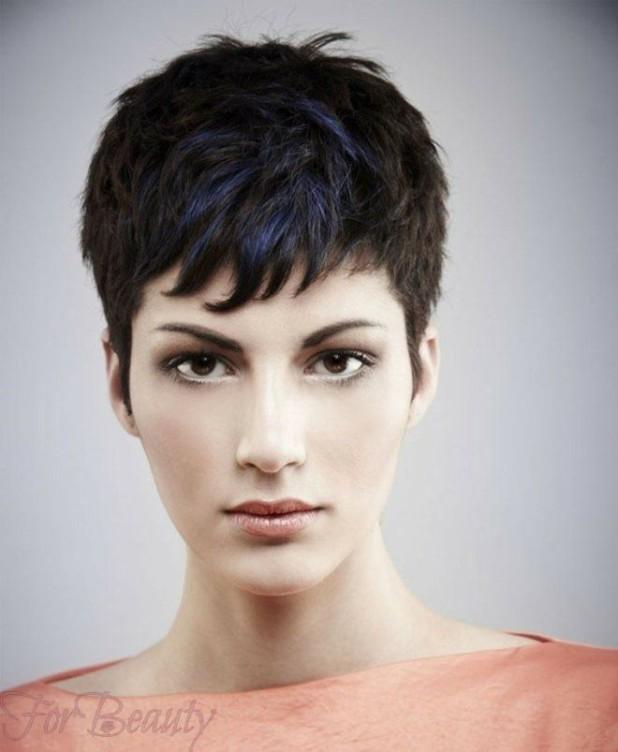Модные стрижки 2018 2019 на короткие волосы фото для женщин за 30: пикси