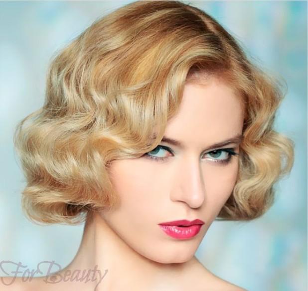 Модные стрижки на короткие волосы фото для женщин за 30: каре светлые