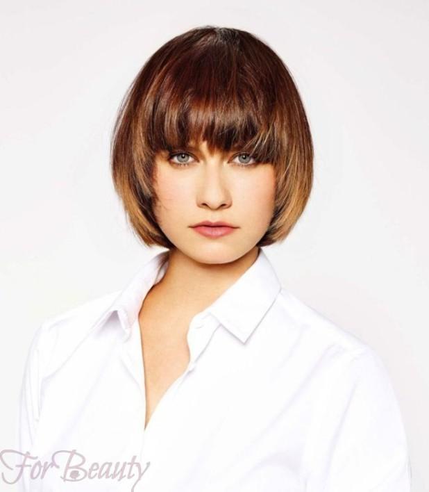 стильные стрижки на короткие волосы фото для женщин за 30: каре