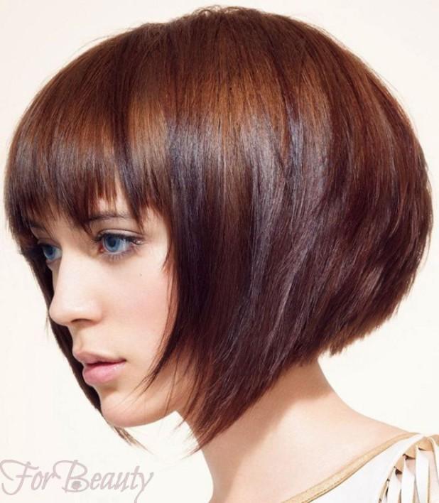 стрижки на короткие волосы фото для женщин за 30: красивые каре