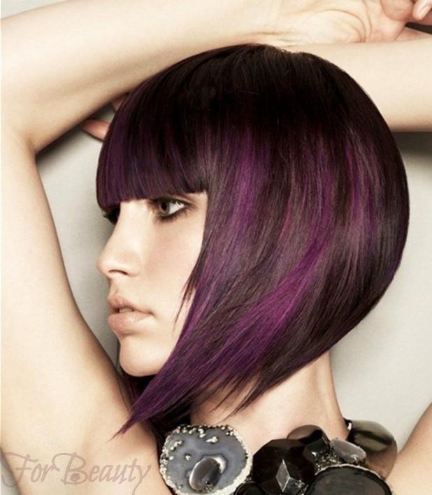 стрижки на короткие волосы для женщин за 30: красивые асимметричные