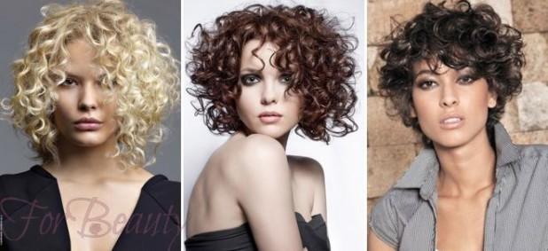 Модные стрижки на короткие волосы фото для женщин за 30: каре волнистые