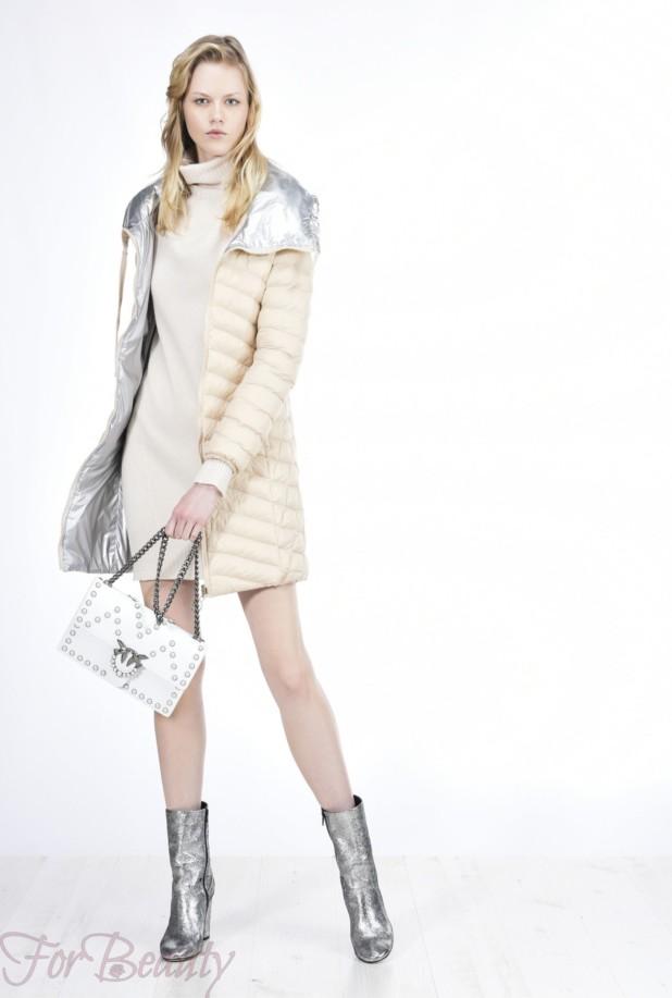 Модные пуховики зима 2017