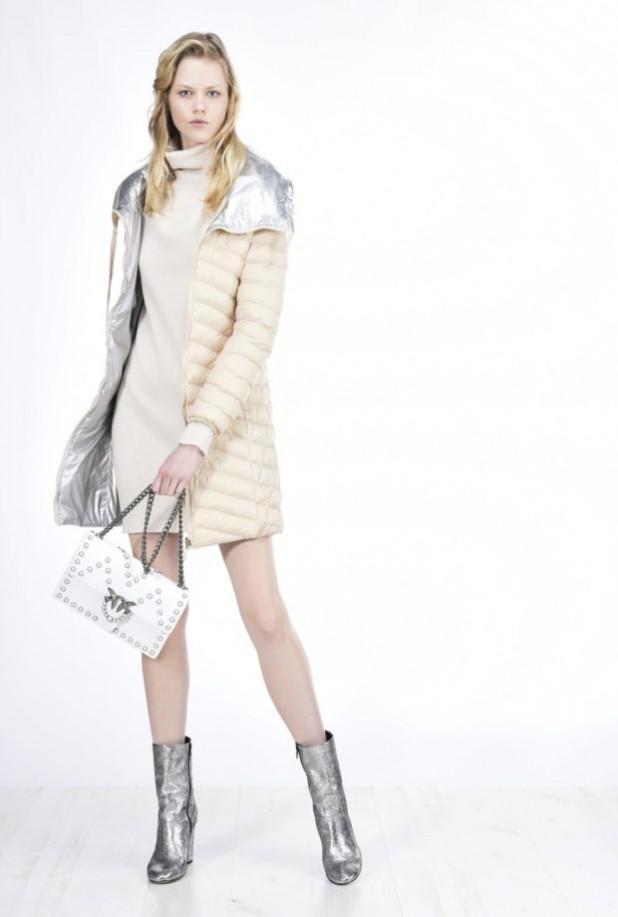 Модные женские пуховики зима 2019-2020: розовый