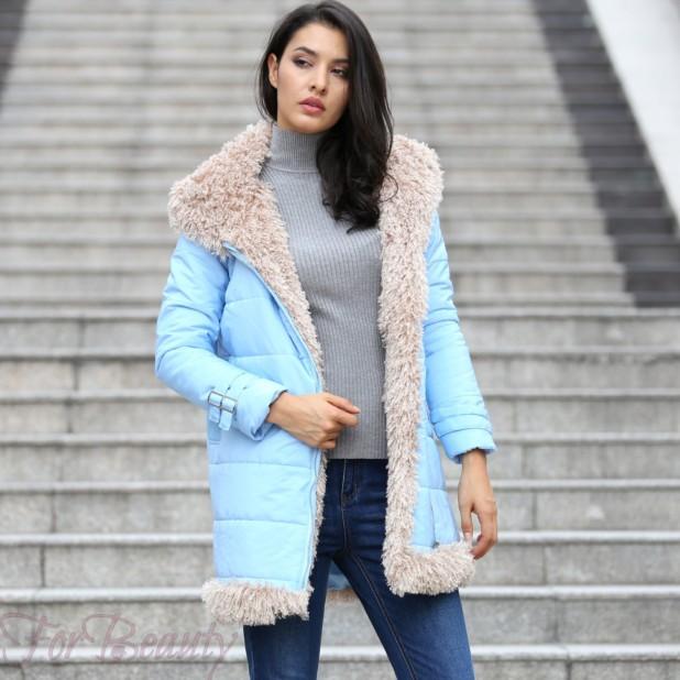 Модные тенденции женских пуховиков зима 2017 фото