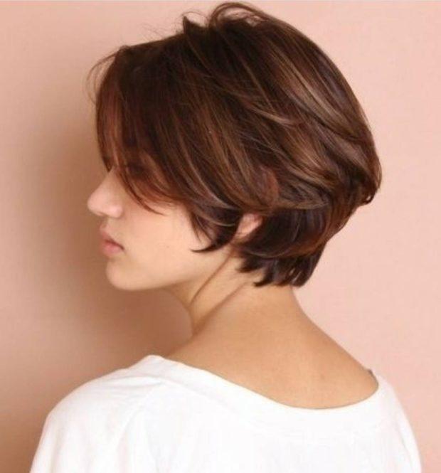 стрижки на короткие волосы 2021 женские фото после 40 лет красивые