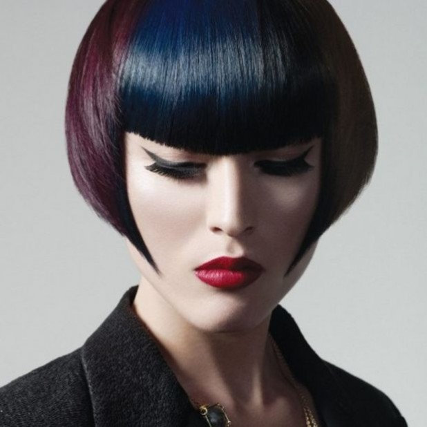стрижка«боб-каре»2018 года на короткие волосы для женщин за 40