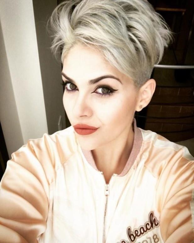 стрижка «пикси»2018 года на короткие волосы для женщин за 40
