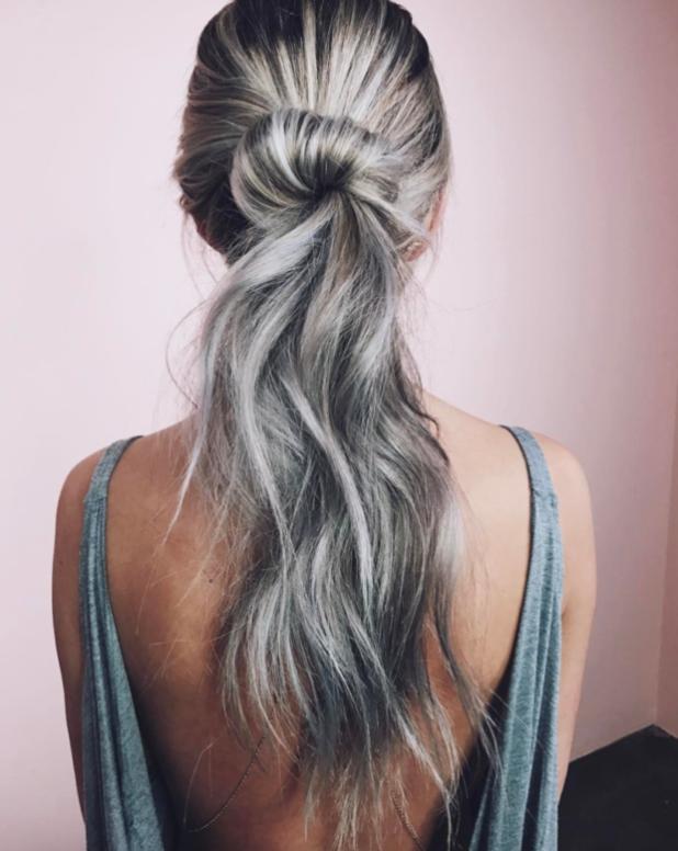 Модный цвет волос 2018-2019