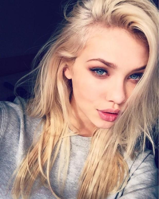 Модный цвет волос для блондинок 2018