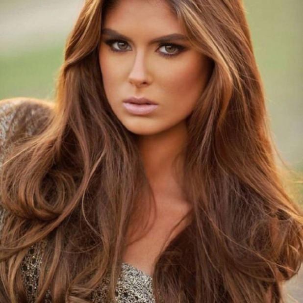 Модный цвет волос 2018-2019: для шатенок