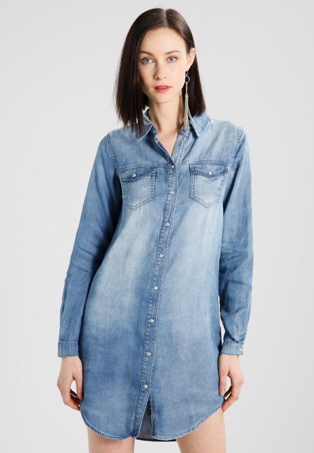 джинсовое