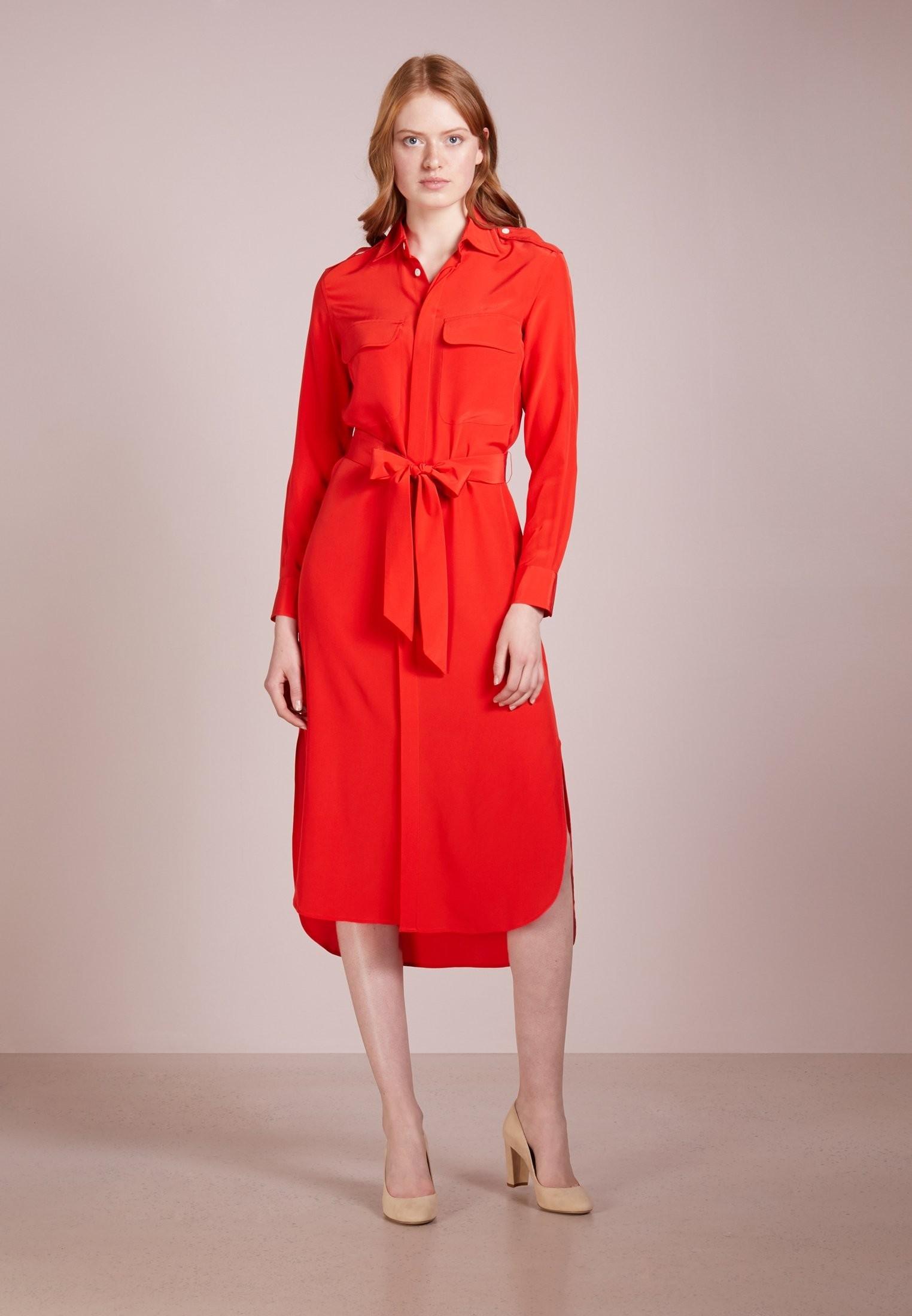 Красное платье: Супер женственные новинки 2019 года в 2019 году