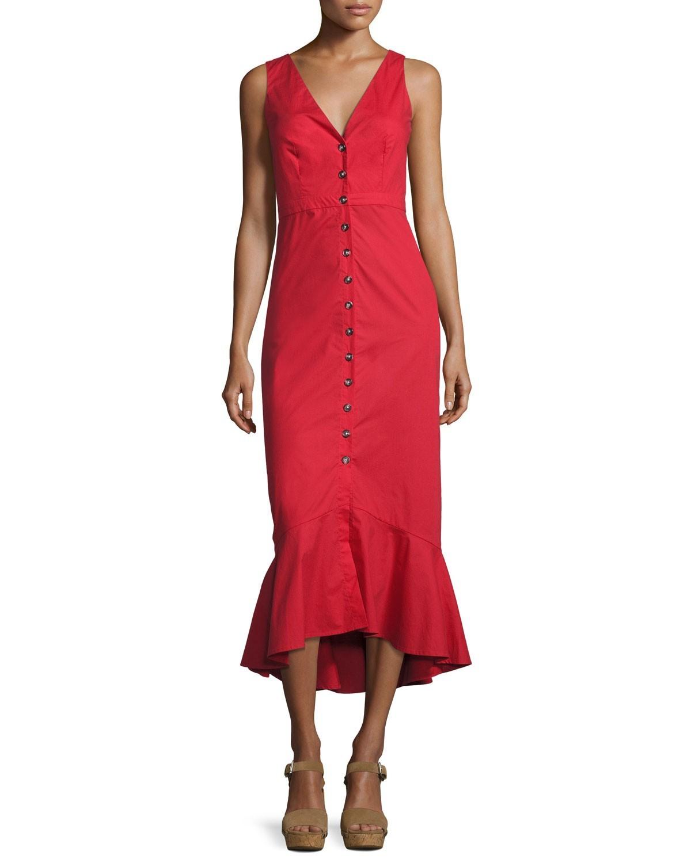 Красное платье: Супер женственные новинки 2019 года рекомендации