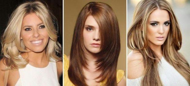 Стрижки 2021 модные тенденции фото на длинные волосы