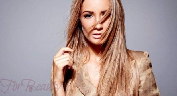 стрижка «Каскад» на длинные волосы 2018 2019 года