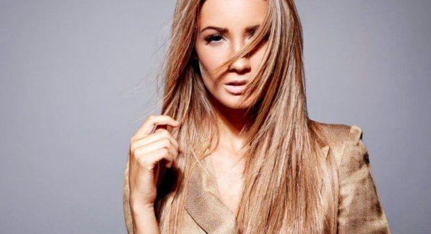 стрижка «Каскад» на длинные волосы 2020 года