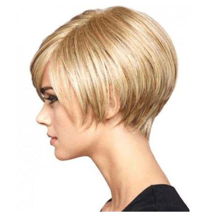 стрижка «Каскад» на короткие волосы 2018 2019 года