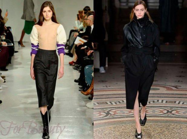 Длинные юбки 2018 года модные тенденции