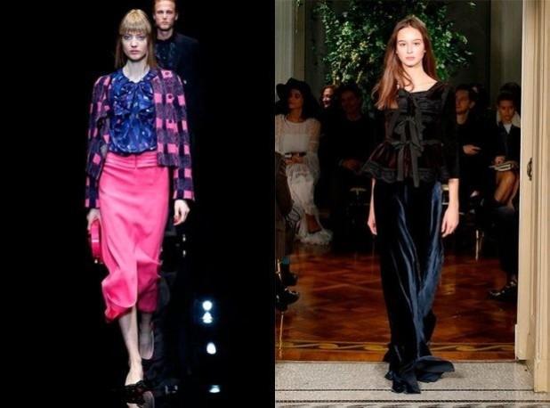 Длинные юбки 2018 2019 года модные тенденции фото