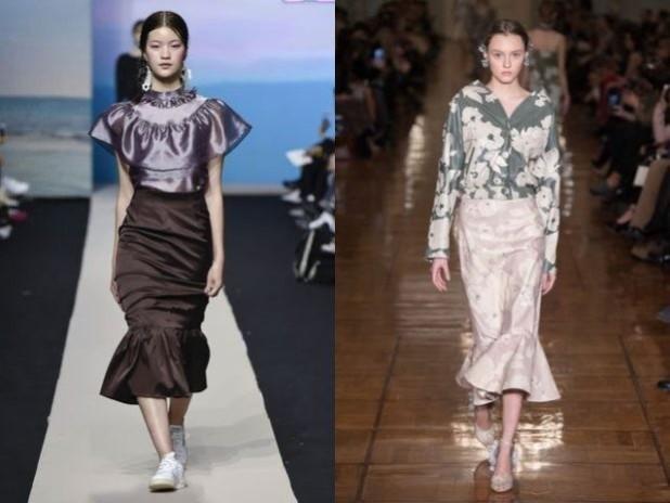 Длинные юбки 2018 2019 года модные тенденции годе