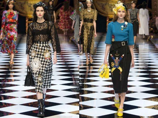 Модные юбки с вышивкой 2018 года модные тенденции фото