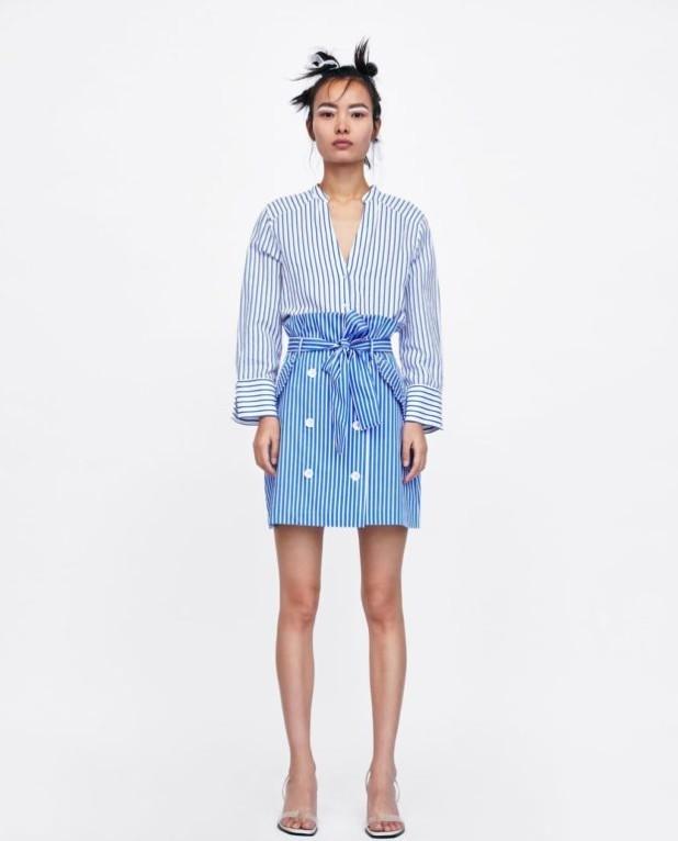 Модная юбка 2018 2019