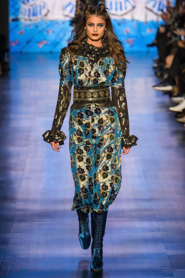 Модные тенденции в моде осень-зима 2018-2019