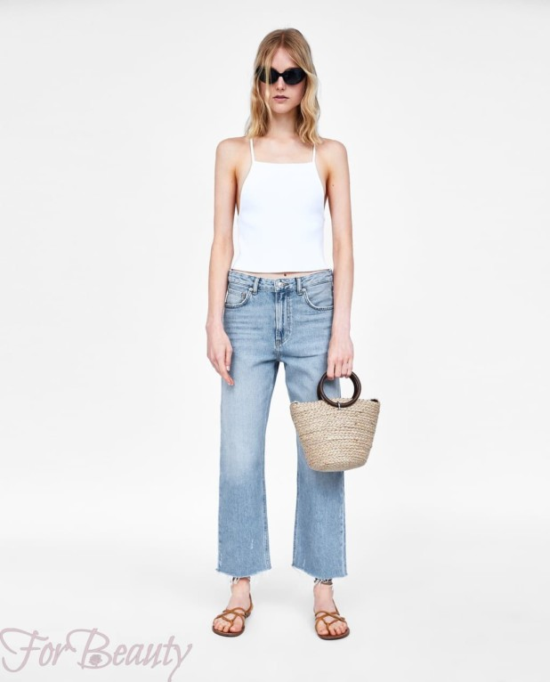 Модные тенденции 2018 в джинсах для женщин