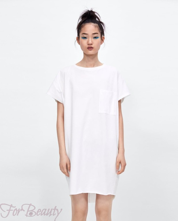 Модные тенденции 2018 в футболках