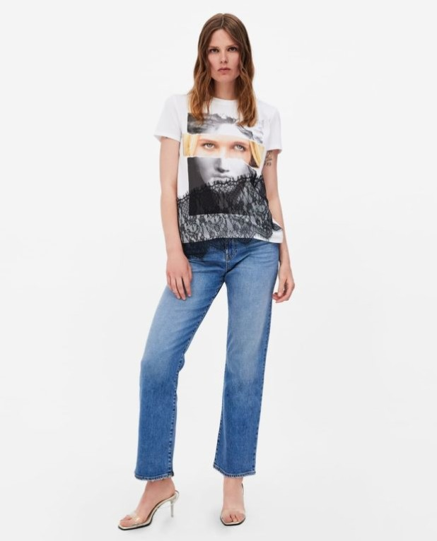 Модные тенденции в футболках
