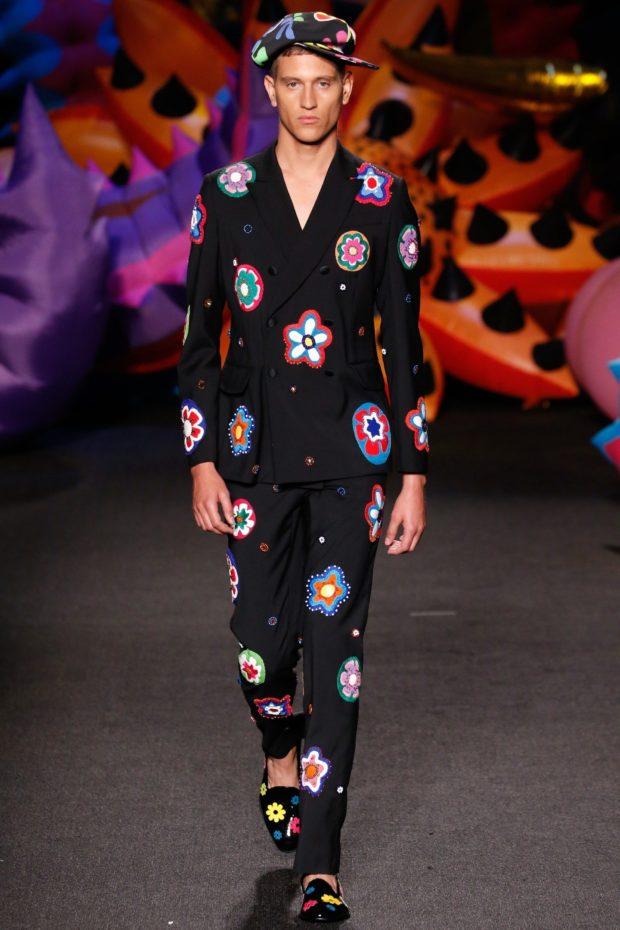Мужская мода весна лето 2020