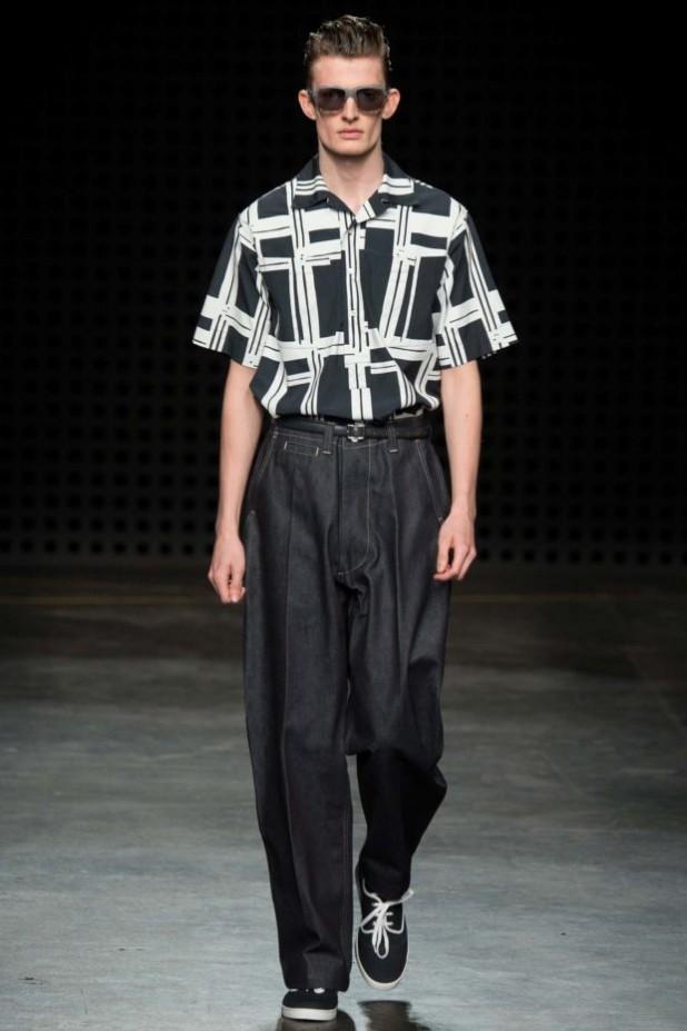 Мужская мода 2019 весна лето