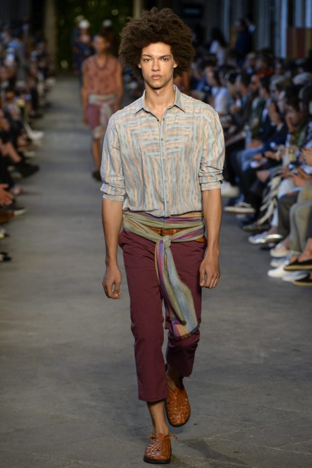 Мужская мода 2020 весна лето