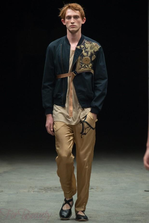 Модные весенние тенденции 2018 для мужчин