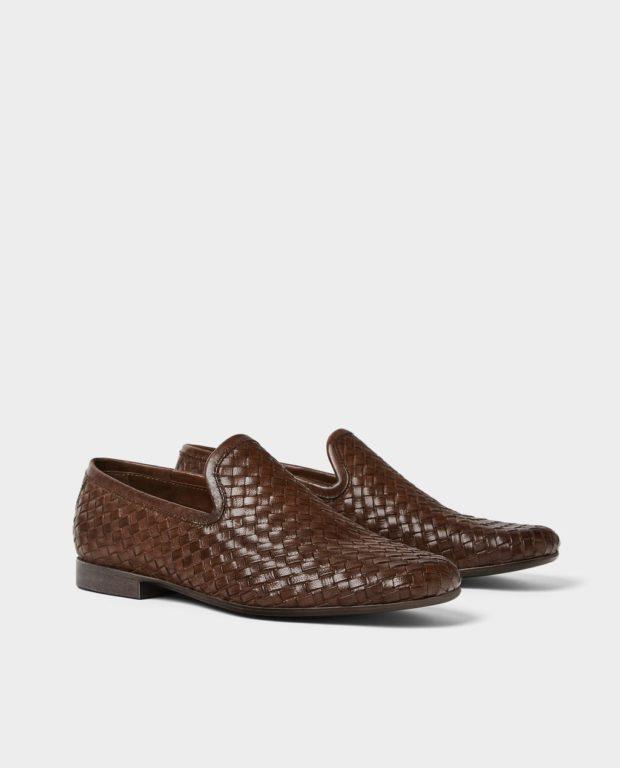 Мужская мода весна лето 2020: обувь