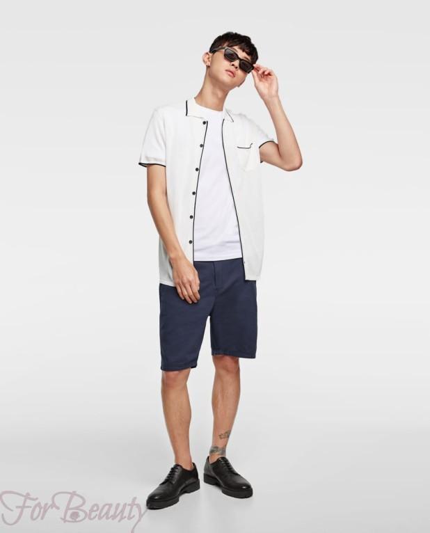 Мужская мода весна лето 2018: шорты