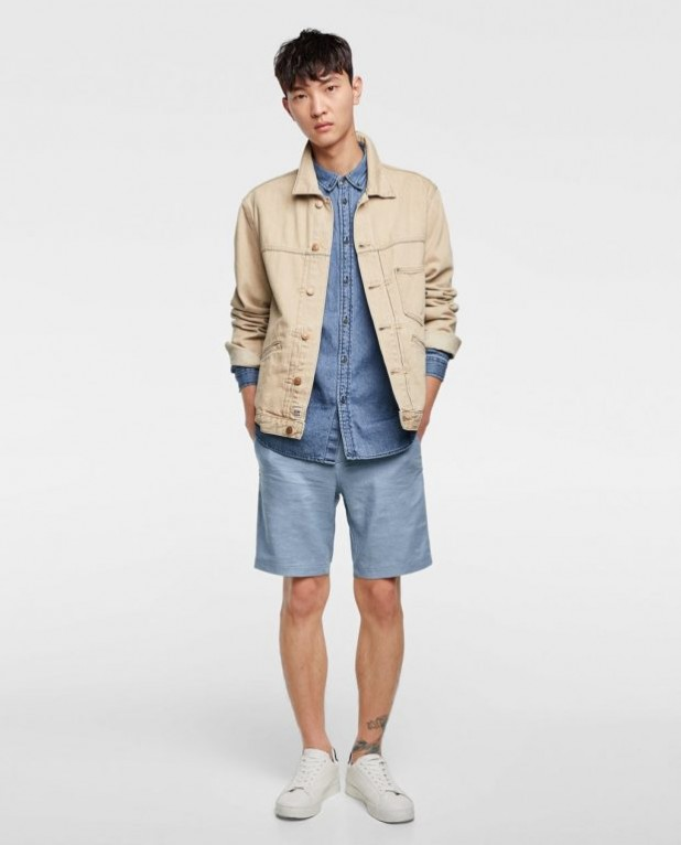 Мужская мода весна лето 2019: шорты