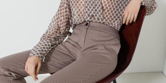 Бесподобные женские брюки 2023-2024: модные тенденции, фото.